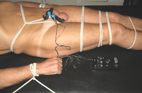 Electro Stimulation and Suffering